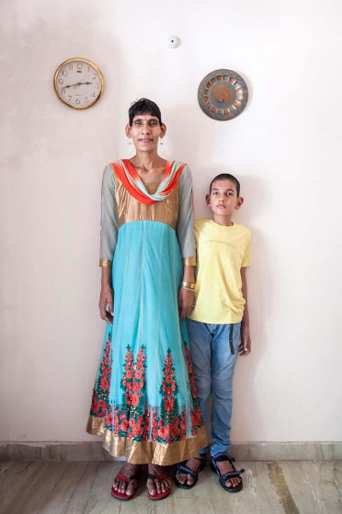Ο ψηλότερος 5χρονος στον κόσμο (2)