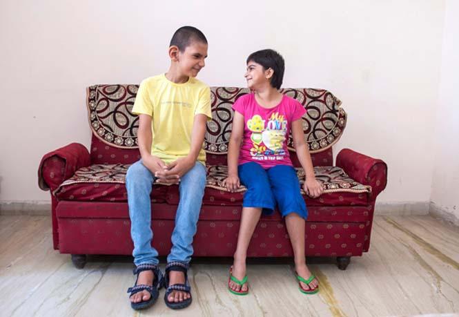 Ο ψηλότερος 5χρονος στον κόσμο (3)
