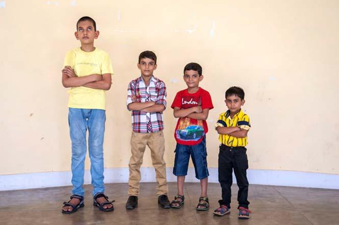 Ο ψηλότερος 5χρονος στον κόσμο (4)