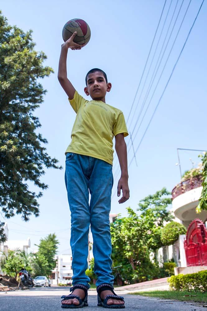 Ο ψηλότερος 5χρονος στον κόσμο (5)