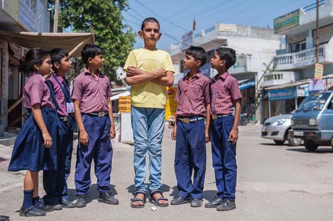 Ο ψηλότερος 5χρονος στον κόσμο (8)