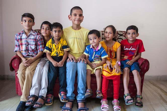 Ο ψηλότερος 5χρονος στον κόσμο (9)