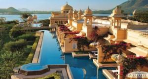 Oberoi Udaivilas: Ένα μαγευτικό πολυτελές ξενοδοχείο στην Ινδία