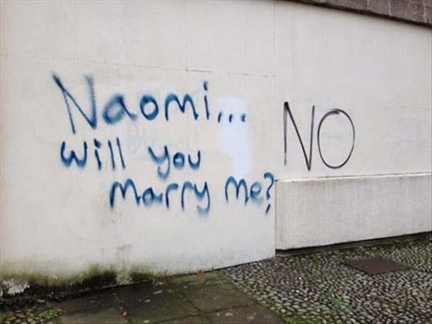 Οι πιο τραγελαφικές προτάσεις γάμου (3)
