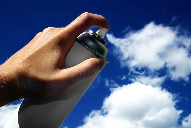 Παίζοντας με τα σύννεφα και την οπτική γωνία (2)