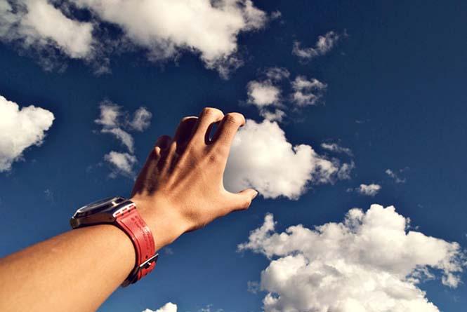 Παίζοντας με τα σύννεφα και την οπτική γωνία (6)
