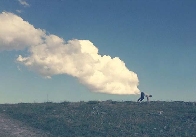 Παίζοντας με τα σύννεφα και την οπτική γωνία (13)