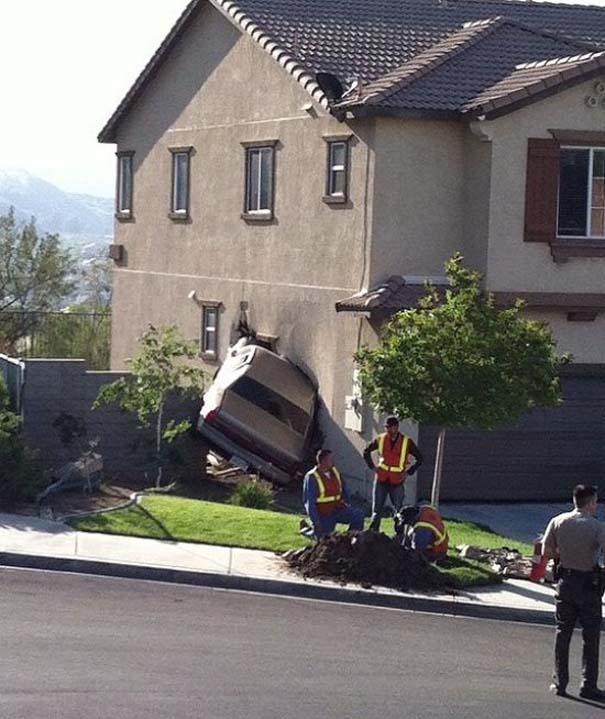 Ασυνήθιστα τροχαία ατυχήματα (13)