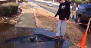 Ασυνήθιστα τροχαία ατυχήματα #24