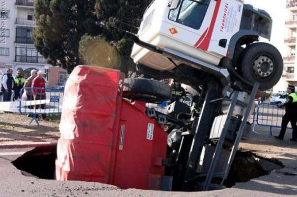 Ασυνήθιστα τροχαία ατυχήματα (16)