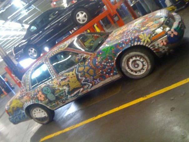 Περίεργα Αυτοκίνητα (8)