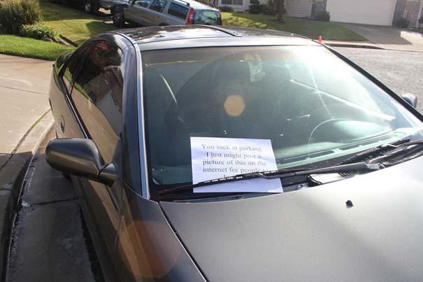 18 περιπτώσεις κακού παρκαρίσματος που βρήκαν τον μπελά τους (3)