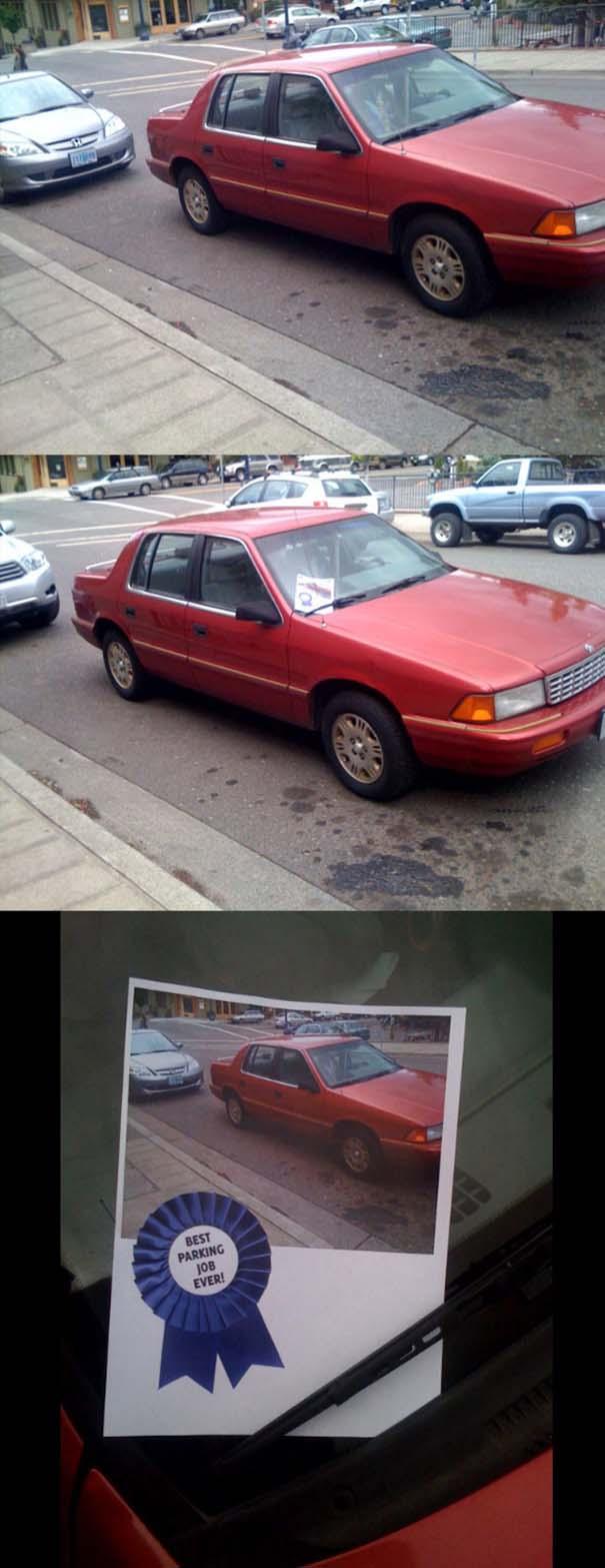 18 περιπτώσεις κακού παρκαρίσματος που βρήκαν τον μπελά τους (7)