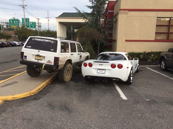 18 περιπτώσεις κακού παρκαρίσματος που βρήκαν τον μπελά τους (8)