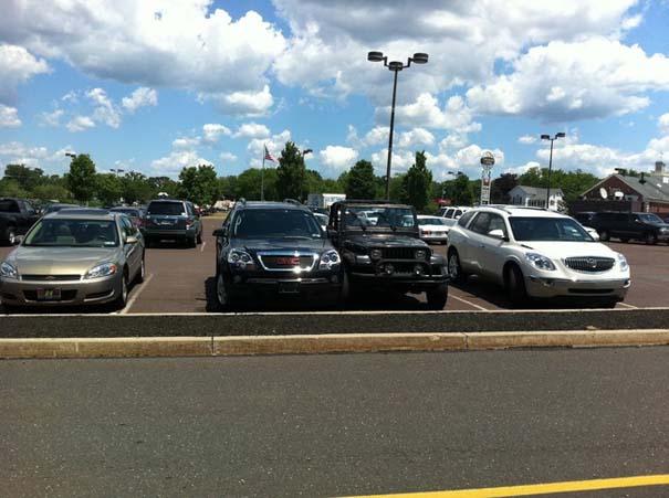 18 περιπτώσεις κακού παρκαρίσματος που βρήκαν τον μπελά τους (14)