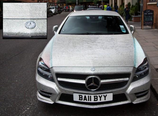 Η Mercedes που τράβηξε τα βλέμματα στο Λονδίνο | Φωτογραφία της ημέρας