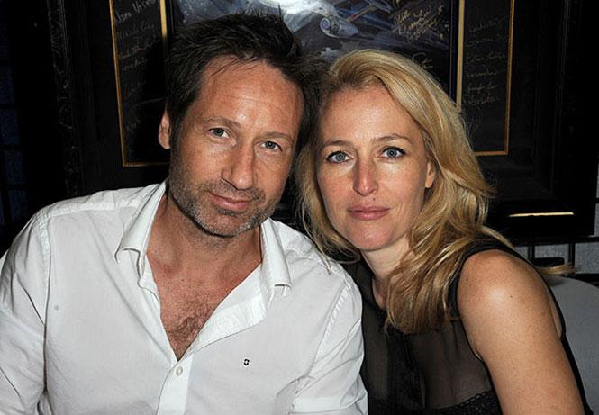Οι πράκτορες Mulder και Scully 21 χρόνια μετά την πρεμιέρα της σειράς «The X-Files» (3)