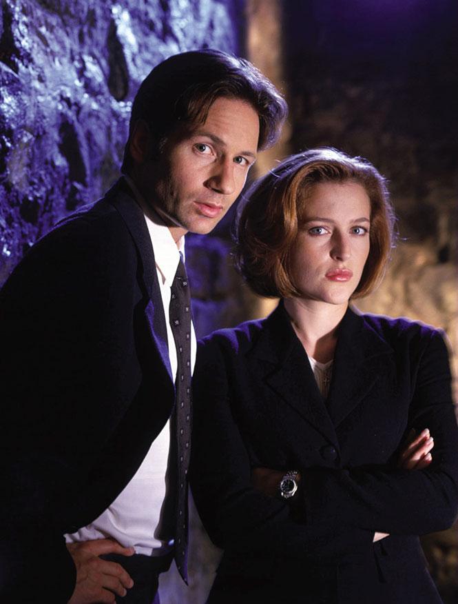 Οι πράκτορες Mulder και Scully 21 χρόνια μετά την πρεμιέρα της σειράς «The X-Files» (2)