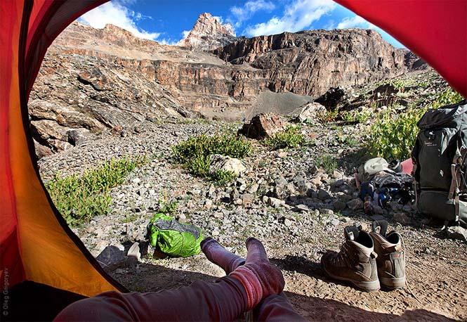 Η πρωινή θέα από τις σκηνές ενός ταξιδιωτικού φωτογράφου (5)