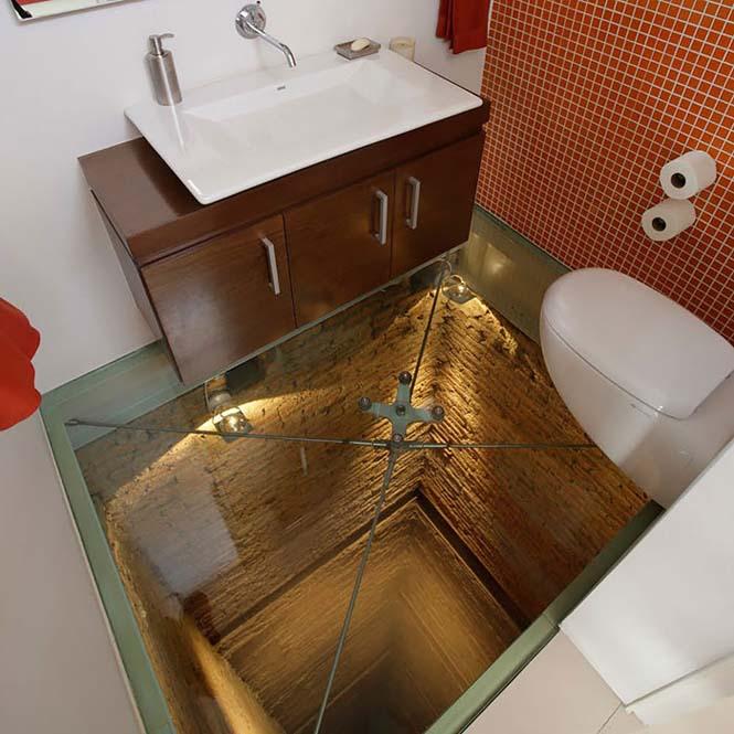 Πρωτότυπες ιδέες για το μπάνιο (17)