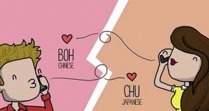 Πως ακούγεται το φιλί, το γάβγισμα και άλλα πράγματα σε διάφορες γλώσσες