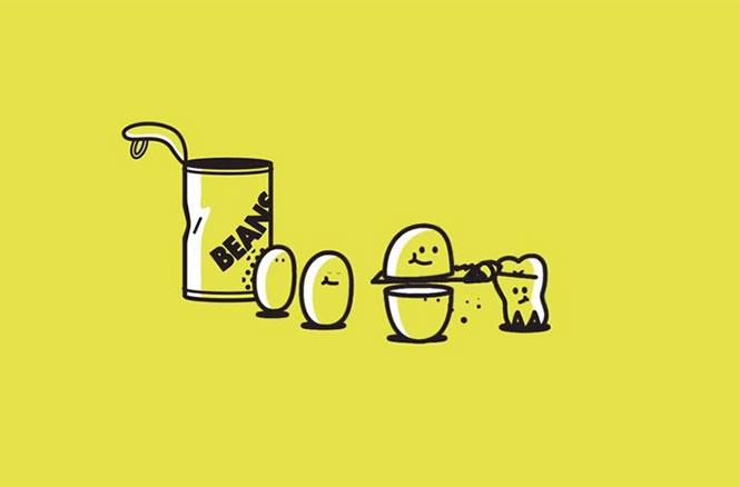 Πως τα φασόλια μετατρέπονται σε... αέρια