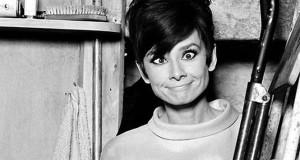 Σπάνιες φωτογραφίες της Audrey Hepburn