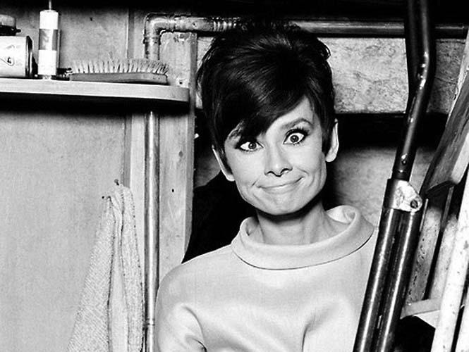 Σπάνιες φωτογραφίες της Audrey Hepburn (1)