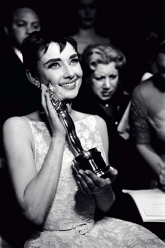 Σπάνιες φωτογραφίες της Audrey Hepburn (5)
