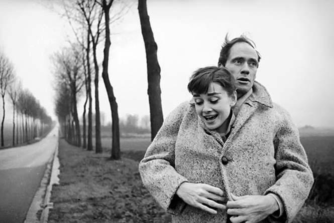 Σπάνιες φωτογραφίες της Audrey Hepburn (7)