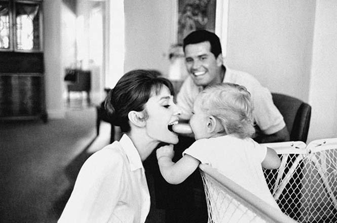 Σπάνιες φωτογραφίες της Audrey Hepburn (4)