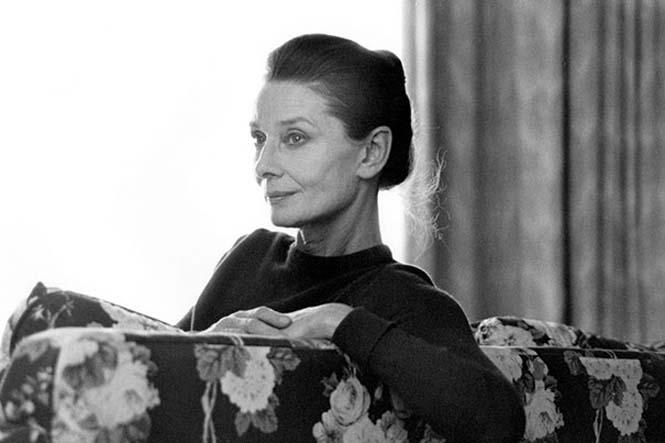 Σπάνιες φωτογραφίες της Audrey Hepburn (12)