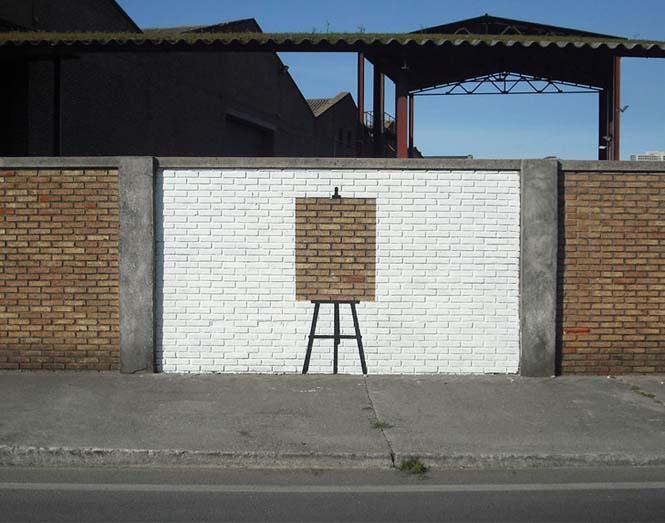 Τέχνη του δρόμου από τον Pejac (3)