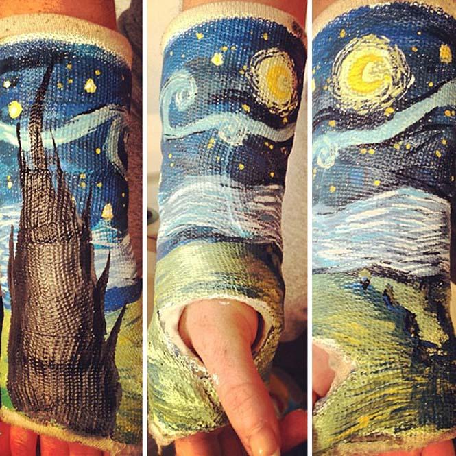 Τέχνη σε γύψους (14)