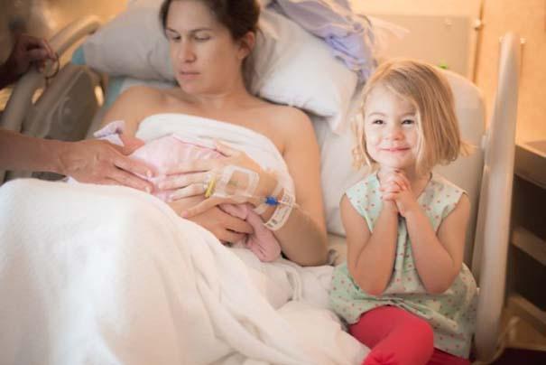 Το θαύμα της γέννησης σε μοναδικές φωτογραφίες (1)