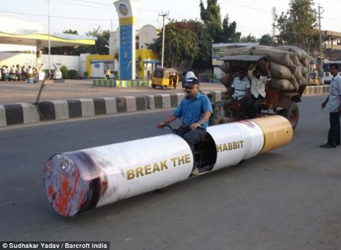 Τα τρελά οχήματα του Sudhakar Yadav (6)