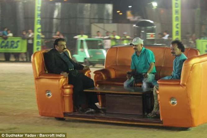 Τα τρελά οχήματα του Sudhakar Yadav (8)