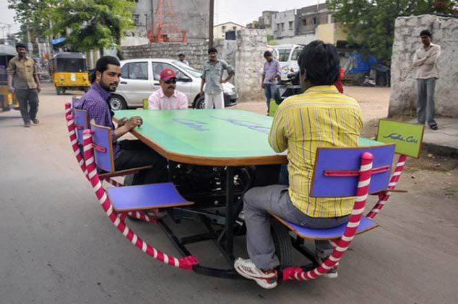 Τα τρελά οχήματα του Sudhakar Yadav (9)