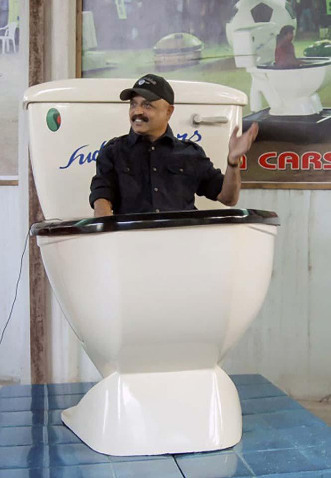 Τα τρελά οχήματα του Sudhakar Yadav (11)