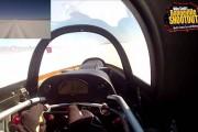 Βγήκε αλώβητος μετά από ατύχημα με 600 χλμ/ώρα