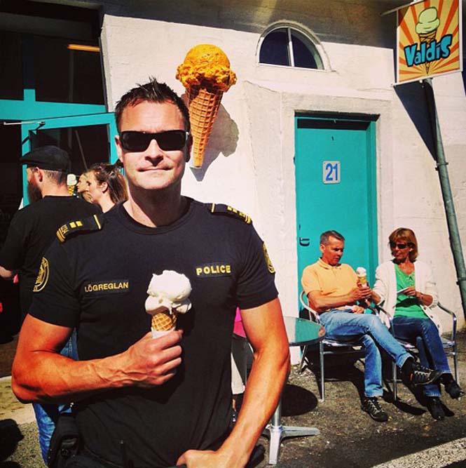 Η ζωή των αστυνομικών στην Ισλανδία (1)