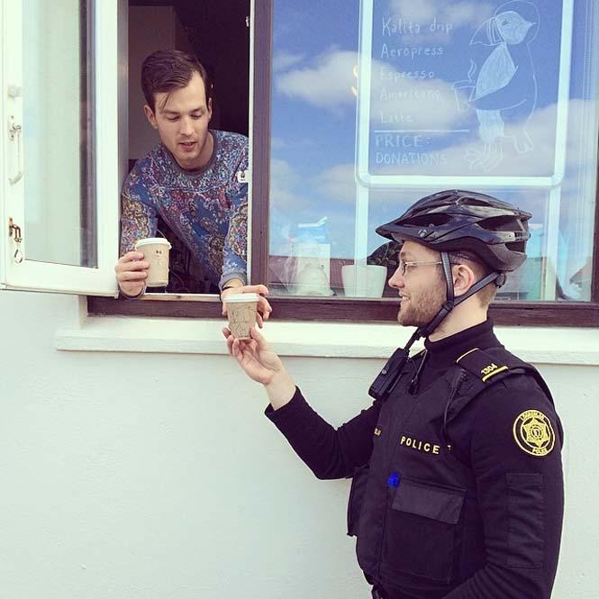 Η ζωή των αστυνομικών στην Ισλανδία (15)