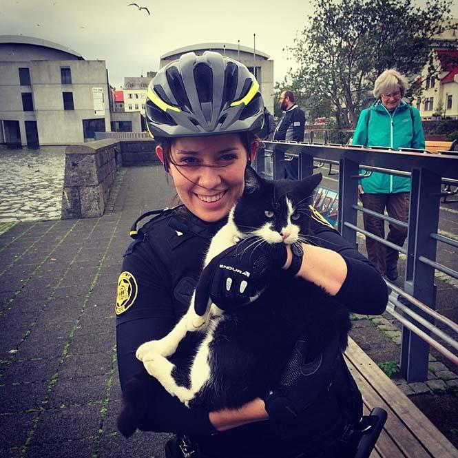 Η ζωή των αστυνομικών στην Ισλανδία (20)