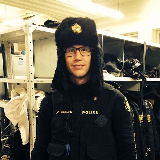 Η ζωή των αστυνομικών στην Ισλανδία (22)