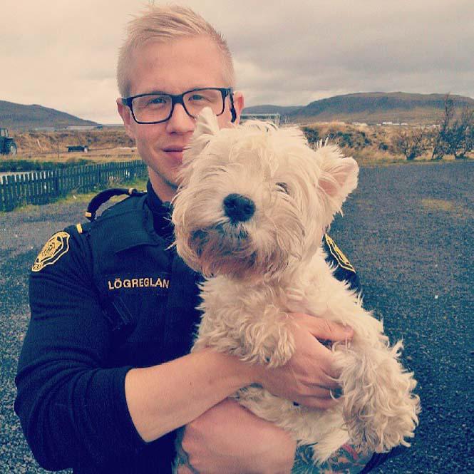 Η ζωή των αστυνομικών στην Ισλανδία (24)