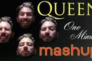 20 τραγούδια των Queen σε ένα λεπτό