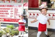 Το 2χρονο κοριτσάκι που τρέλανε το Internet με τις μεταμφιέσεις του (5)