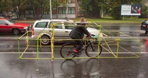 Αν τα ποδήλατα καταλάμβαναν όσο χώρο πιάνουν τα αυτοκίνητα (Video)