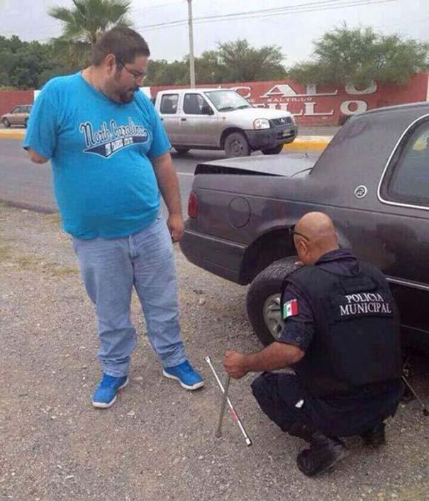 Αστυνομικοί που δίνουν το καλό παράδειγμα (4)