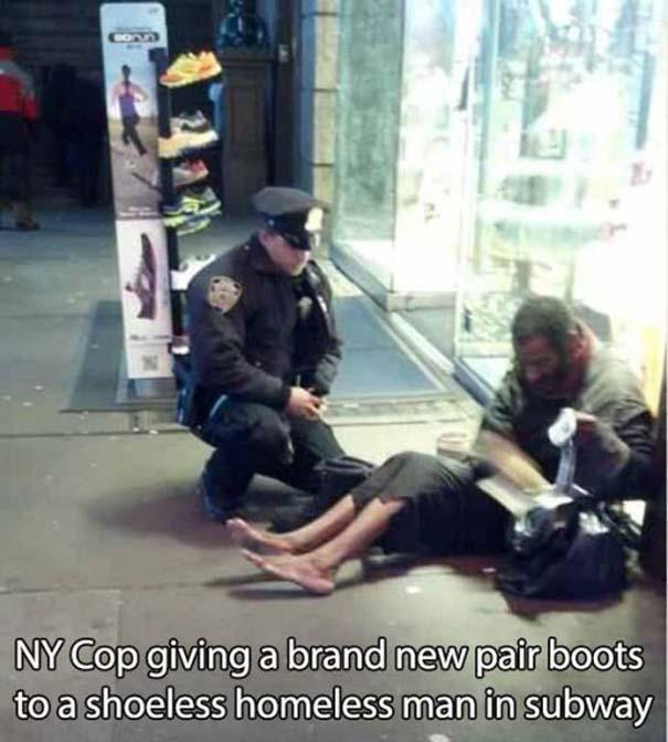Αστυνομικοί που δίνουν το καλό παράδειγμα (14)